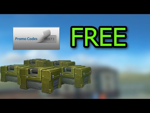 Tanki Online Opening Containers #2511 - A.F.F & Free Promocode