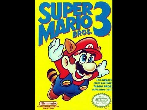Super Mario Bros. 3 Video Walkthrough