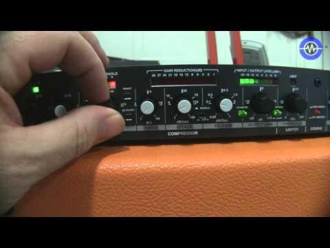 Alesis 3632 Budget Compressor Review