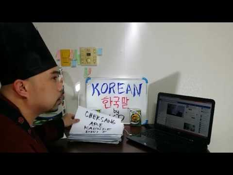 EASY - Learn Korean Language (Romanized) 8