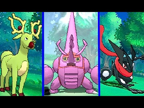 Top 10 Best Shiny Pokemon In Omega Ruby Alpha Sapphire ...