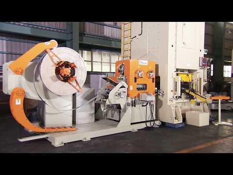 Precision Heavy Stamping Presses_KW1