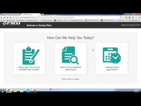 FMSI Omnix Lobby Tracker - Video Demo