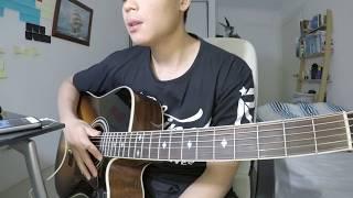 [Guitar] Hướng dẫn đơn giản: CHẠM ĐÁY NỖI ĐAU - ERIK ft Mr siro