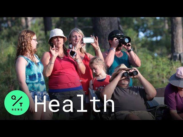 Coronavirus Updates: Trump Hosts Mount Rushmore Fireworks; Mexico Shuts Arizona Border as Cases Rise