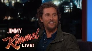 Don't Call Matthew McConaughey 'Matt'