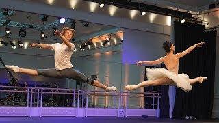 The Royal Ballet rehearse La Bayadère – World Ballet Day 2018 (Takada, Osipova, Muntagirov)