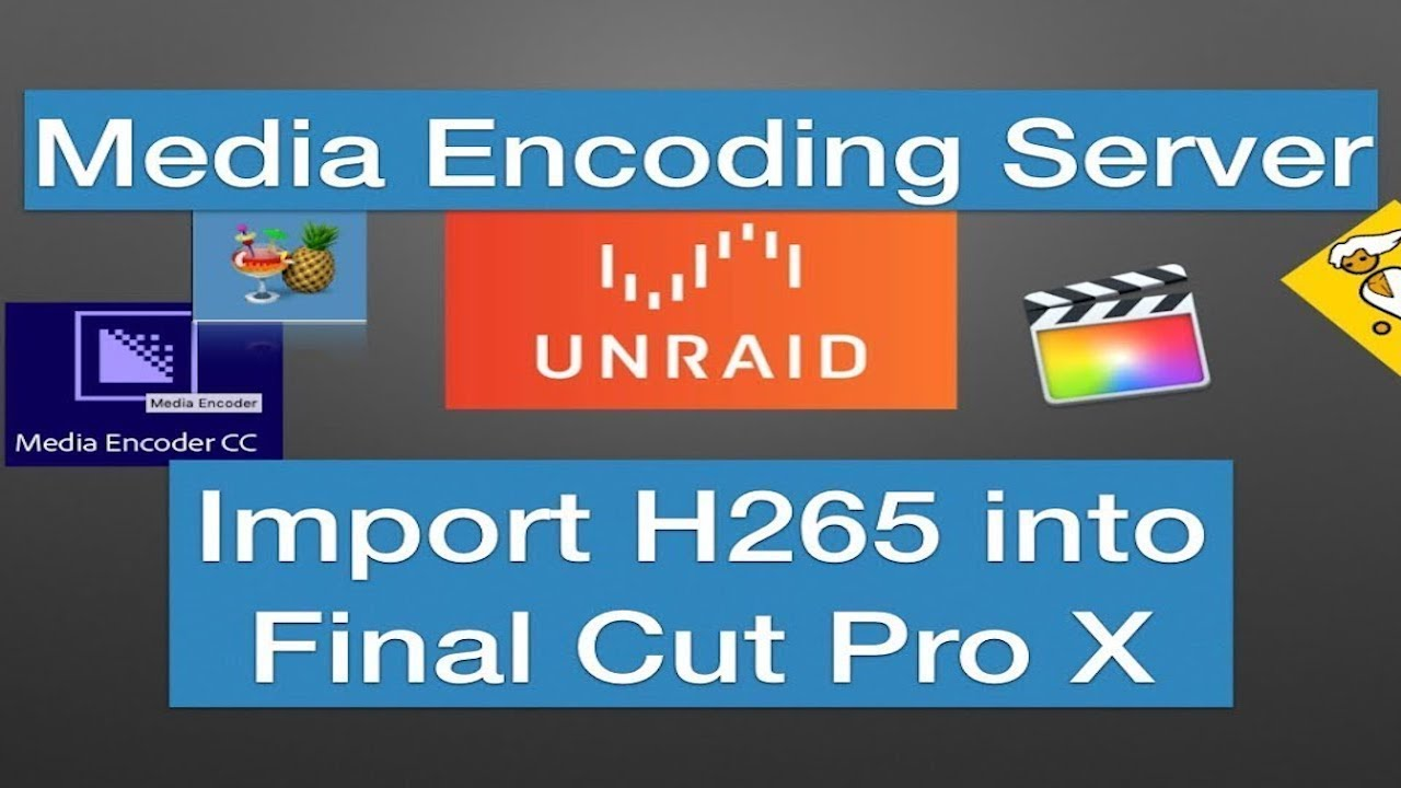 Unraid | Guest Blog: Setting Up An Automated Media Encoding