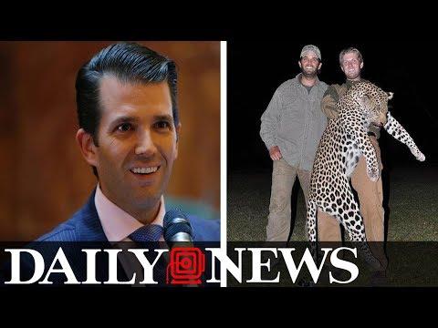 Don Jr  Ditched Secret Service To Go On A Moose Hunt