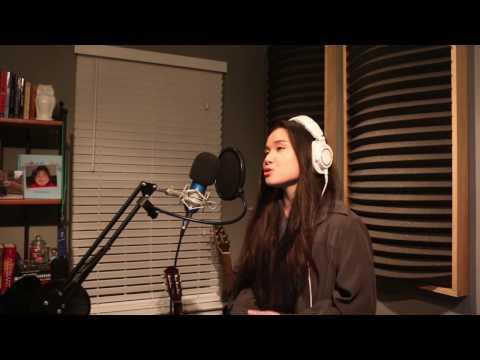 Bad Things (Machine Gun Kelly ft. Camila Cabello) cover - DOMINIQUE lyrics in CC (TONOR Microphone)