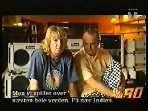 Status Quo Musik Butikken 2000