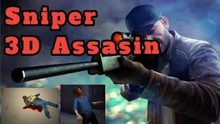 Sniper 3D Assasin screenshot 3