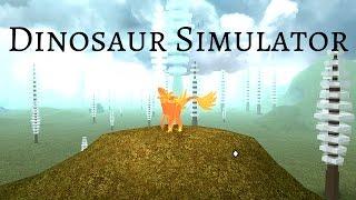Dinosaur Simulator - Speed is key!