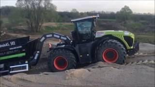 Black Bruin bauma 2016 test drive