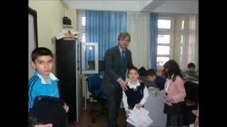 Koç İlköğretim Okulu 1A Sınıfı  Okuma Bayramı Etkinlikleri