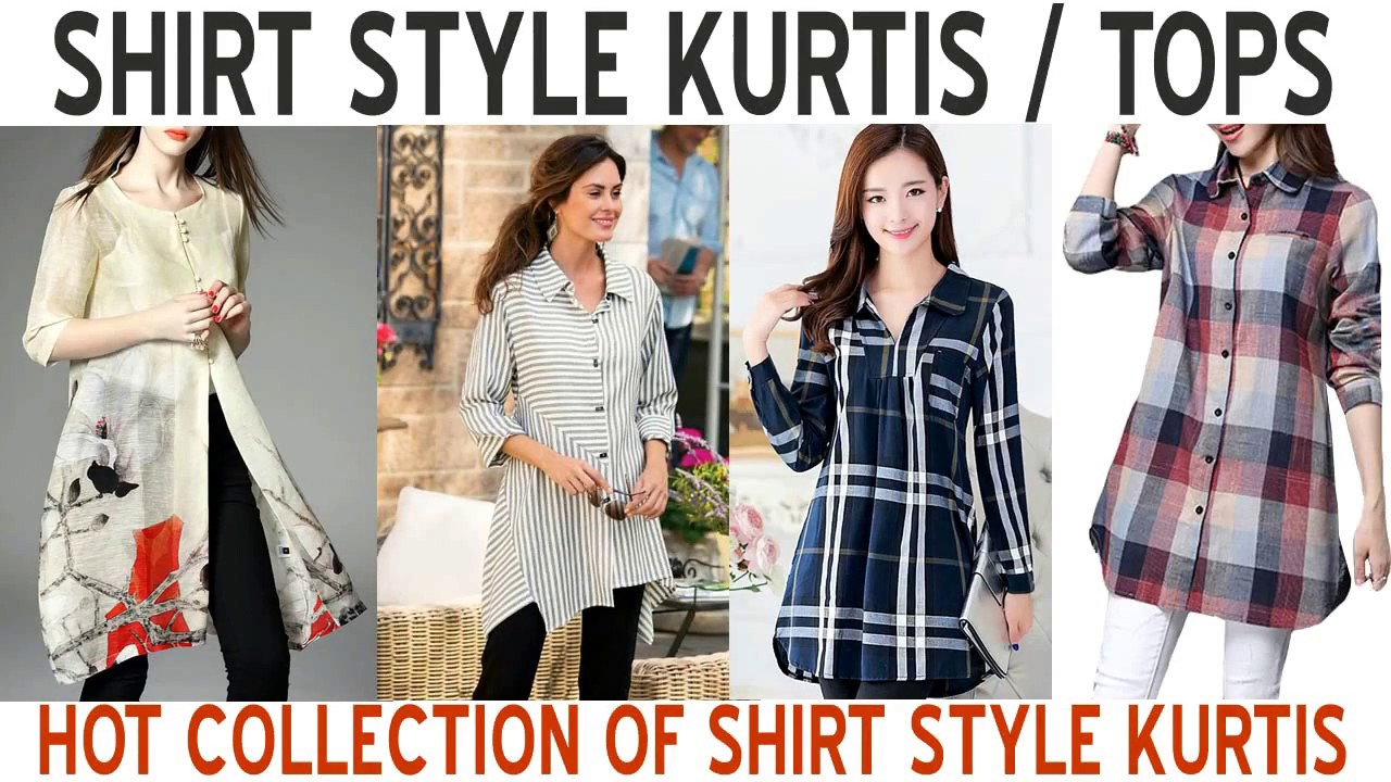 Simple Shirt Designs Ladies