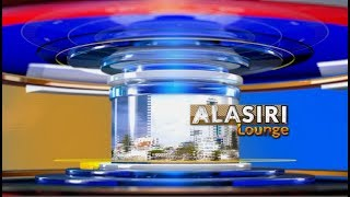 LIVE - ALASIRI LOUNGE AZAM TV 17/05/2019