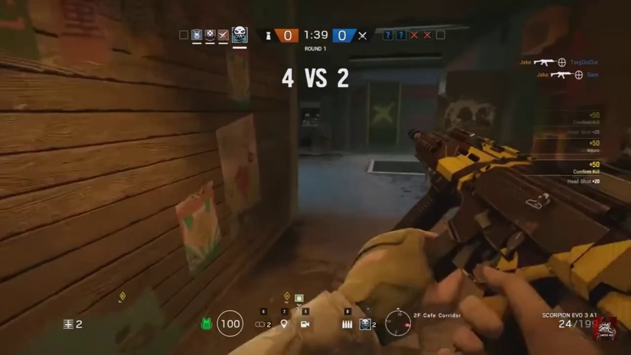 Image result for ela rainbow six gameplay