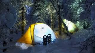 как правильно выбрать место для палатки и лагеря