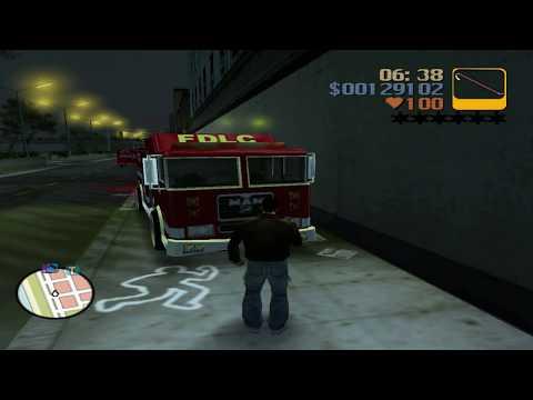 Прохождение игры GTA 3 Real Mod - #14 - Испытание Огнем