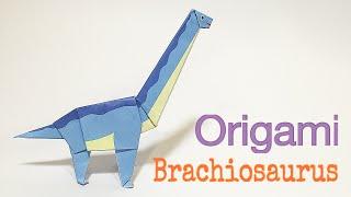 Origami T-Rex - Video and Diagrams - Jo Nakashima | 180x320