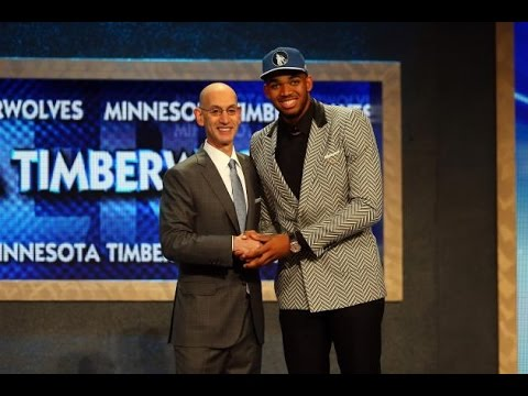 2015 NBA Draft Full First Round