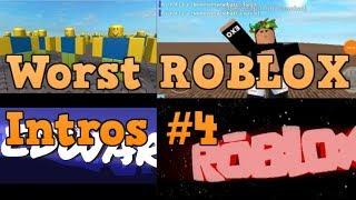 Las peores introducciones de ROBLOX #4