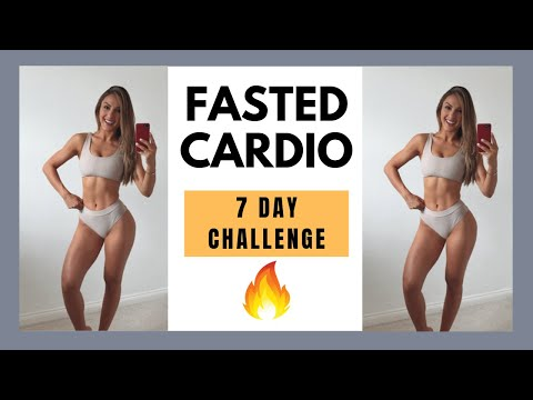 I Tried Fasted Cardio for 7 Days. Here's what Happened...