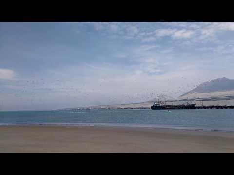 Playa de Salaverry Trujillo Perú 🏖🌞