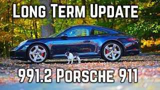 Long Term Update Of My 991.2 Porsche 911 Carrera 4s - Costs And Issues