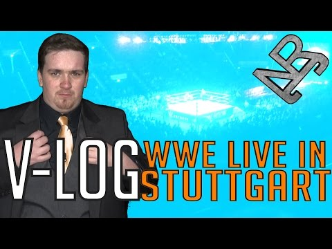 WWE LIVE in STUTTGART (11.05.2017) - So war das RAW-EVENT in DEUTSCHLAND | V-Log