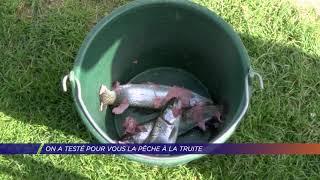 Yvelines | On a testé pour vous la pêche à la truite