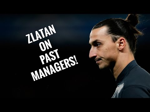 Zlatan Ibrahimovic's Interview| GUARDIOLA IS NOT A MAN !