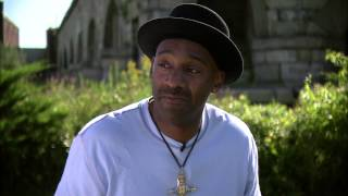 Marcus Miller - Interview - 8/11/2007 - Newport Jazz Festival (Official)