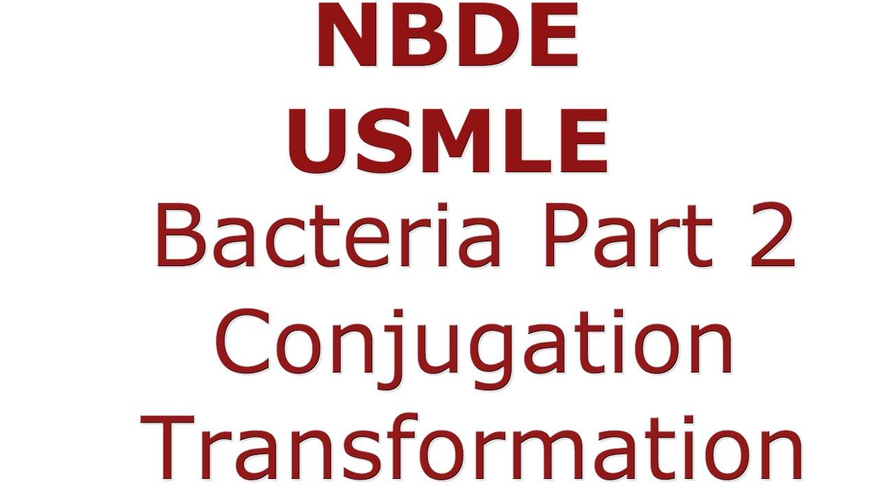 conjugation transformation and transduction