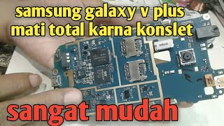 Galaxi V Plus G318 Short Vbat Antidiary
