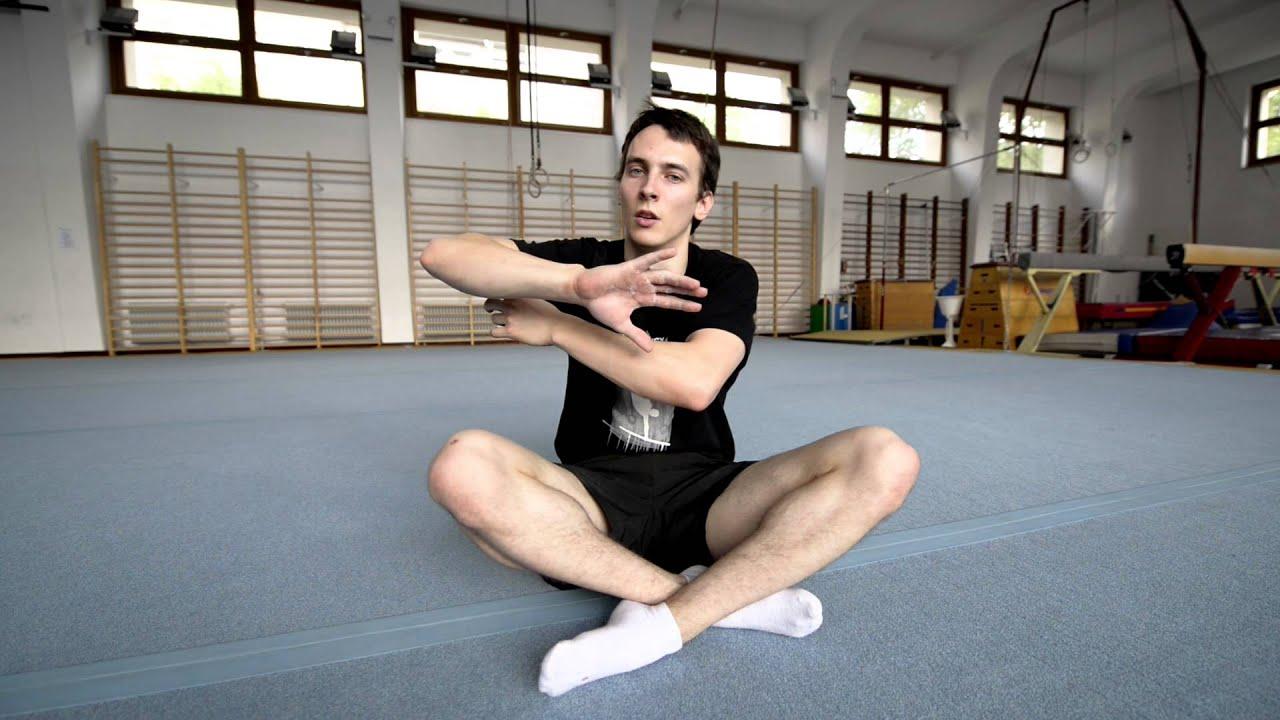 Jak robić pompki gimnastyczne