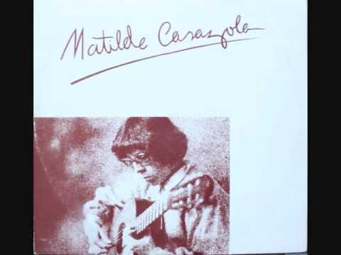 04 Matilde Casazola - Dale el perfume de mi amor (Canción)