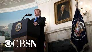 Trump considering pardons for Americans accused of war crimes