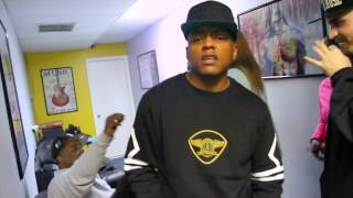 Cassidy Camps Out At Hustle Firm Studios | Interview With Cutthroat TV