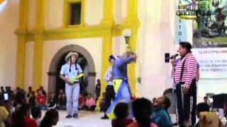 Feria Patronal 2014 en honor a San Mateo Apostol Chichiquila, Puebla.