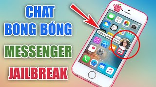 ChatHead Messenger trên iPhone Jailbreak