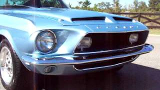 1968 Ford Mustang Shelby GT 350 Clone Walk Around