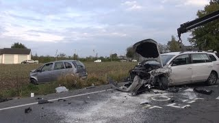 NRWspot.de | Verkehrsunfall mit mehreren Fahrzeugen und Verletzen – Ennepetal B483