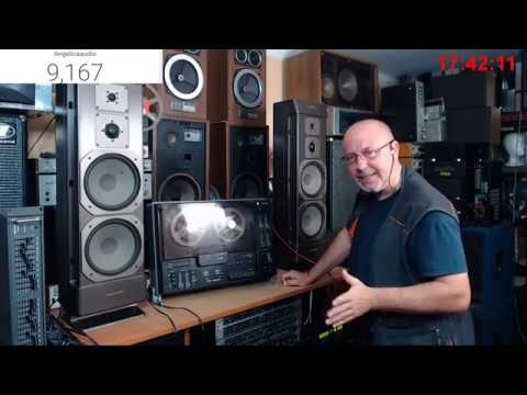 SHARP SX-8800H Stereo Power Amplifier Verstärker Endstufe Wzmacniacz