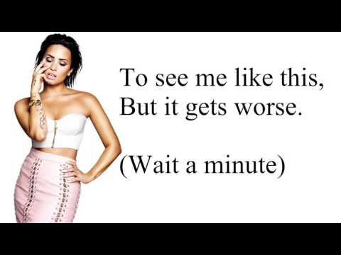 Demi Lovato- Sorry Not Sorry (CLEAN W/...