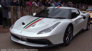 +3.0m€ Ferrari 458MM Speciale - Burnout & Acceleration!