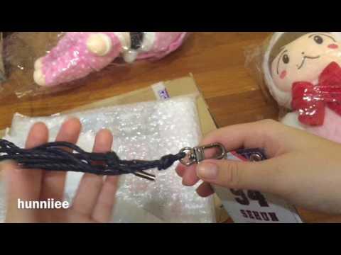 EXO Merch And Doll Haul Mellow Baekkie Pajamas DO