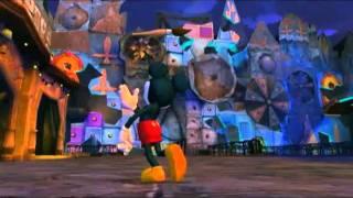 Disney Epic Mickey at Nintendo  Wii