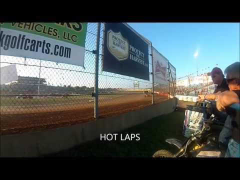 Hockett/ McMillian memorial Lucas Oil Speedway ASCS, WAR 2016